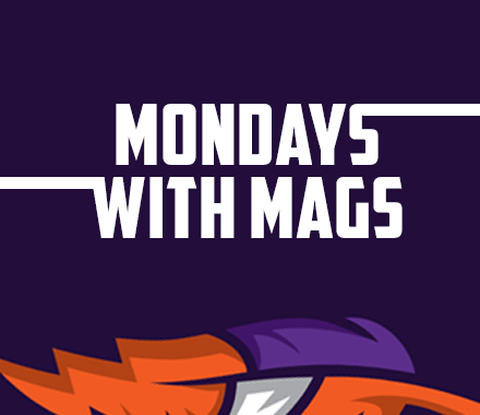 Mondays with Mags